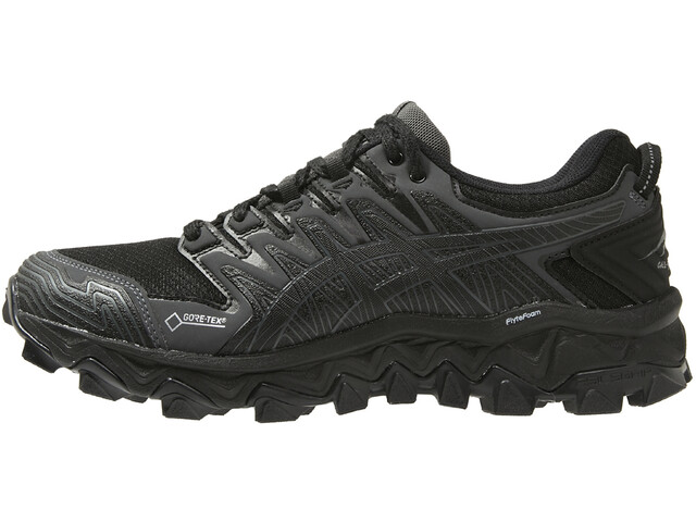 322d004a872 asics Gel-FujiTrabuco 7 G-TX Shoes Women, black/dark grey l Online ...